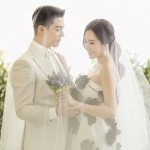 歌手KangNam&スピードスケートのイ・サンファ、新婚旅行はモルディブ 「一緒に行ったことがない場所」