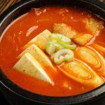 韓国人が一番好きな料理はキムチチゲ!