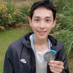 イム・シワン、マラソン10km完走!まるでアスリートのよう