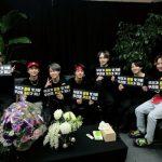 【トピック】「防弾少年団」、ソウル公演 1日目終了でファンに感謝