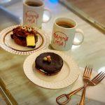 <トレンドブログ>【韓国カフェ】狎鴎亭インスタ映え人気のカフェ マンマミーアのスイーツたち