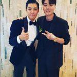 <トレンドブログ>歌手イル、義兄弟(?)KangNam結婚式に出席「お幸せに~先に行ってくれてありがとう」