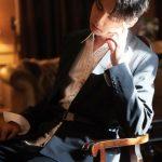 """<トレンドブログ>「PRODUCEX101」出身のイ・ジニョク、ソロデビューを前に""""ゴールド""""バージョンのオフィシャルフォトを公開!"""
