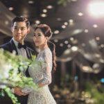「PHOTO@ソウル」KangNam❤︎イ・サンファ 、ウェディング写真公開……「似た者同士」盛大な結婚