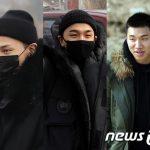 除隊間近の「BIGBANG」G-DRAGON&SOL&D-LITE、事務所側が除隊現場の訪問自制を要請