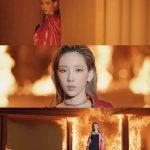 テヨン(少女時代)、タイトル曲「Spark」MVティザー映像を公開