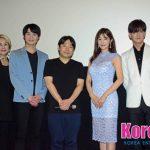 「取材レポ」キム・グァンス(SUPERNOVA)の日本映画初主演作「TOKYO24」、公開初日に舞台あいさつ!「1年前に頑張って撮影をして作り上げた作品です」