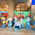 防弾少年団(BTS)、ポップアップストア「HOUSE OF BTS」のフィギュアミニ版公開!