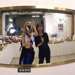 """【トピック】ヘリ(Girl's Day)、ROSE(BLACKPINK)との""""デート映像""""が話題"""