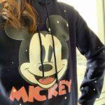 <トレンドブログ>【韓国買い物】10000ウォン(約900円)でお買い上げ Mickeyのパーカーに大満足