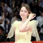 [BIFF] ユナ(少女時代)、釜山映画祭のレッドカーペットで輝く女神のような美しさ
