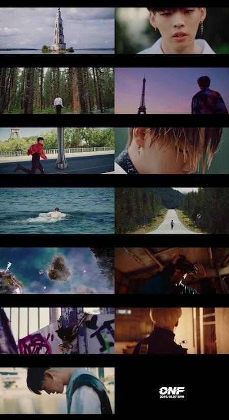 「ONF」、新曲「WHY」MVティーザー公開...圧倒的な映像美