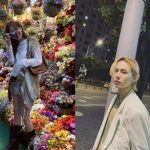 ヒョナ、イドン…お互いに撮った写真? 花の中輝く美貌爆発ビジュアル