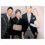【トピック】SHIHO、10周年の結婚記念日に家族写真を公開