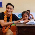 シウォン(SUPER JUNIOR)、ユニセフ東アジア太平洋地域の親善大使として活動をスタート