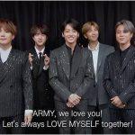 ユニセフ、防弾少年団(BTS)の祝賀映像公開!「昨日よりも、明日よりも、今日の私を最も愛して!」