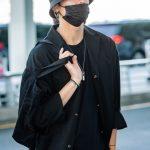 「PHOTO@仁川」PENTAGON、秋を感じさせるファッションで出国…ファンミ開催のためシンガポールへ