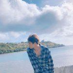<トレンドブログ>「EXO」カイ、ハンサムな海の王子様..日常もグラビア