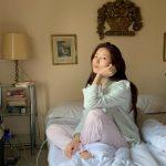 <トレンドブログ>スジ、パジャマセルフィー公開...素顔もどうしてこんなに美しの!!