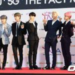 防弾少年団(BTS)、「2019 VLIVE AWARDS V HEARTBEAT」で「ザ・モスト・ラブドアーティスト」受賞