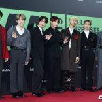 「PHOTO@ソウル」防弾少年団(BTS)、大きな期待の中「2019 MELON MUSIC(MMA 2019)」レッドカーペットイベントに登場