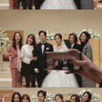 ユン・ウネ、ファン・バウル&カン・ミヨンの結婚を祝福した「Baby V.O.X」完全体を公開