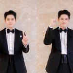 俳優オン・ソンウ(元Wanna One)、「2019AAA」俳優新人賞受賞「良い俳優に成長する」