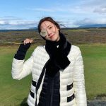 ジェシカ(元少女時代)、「風で飛んでいきそう」日常が写真集inアイスランド