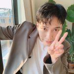 "CNBLUEジョン・ヨンファ、Vサインと共に精力的な活動を約束…""最善を尽くさないと、ホントに"""