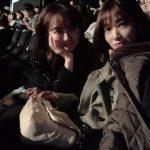 女優パク・シネ、コンサートを楽しむ…ぶれた写真でも輝くビジュアル