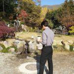 俳優チ・チャンウク、深まる秋を感じさせる…ロマンチックな雰囲気