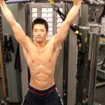 """<トレンドブログ>ソン・テヨン、夫クォン・サンウの彫刻ボディに感心""""いつも準備された男、刺激ズンズン"""""""