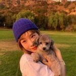 テヨン(少女時代)、愛犬と旅行へ