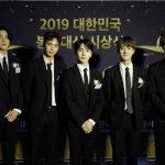 「PENTAGON」、「2019大韓民国奉仕大賞」本賞を受賞