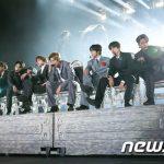"""防弾少年団(BTS)、スタジアムツアーで1360億ウォンの売上高… 10月、エルトンジョンに続き世界2位に"""""""
