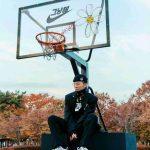 G-DRAGON(BIGBANG)、アートワークのバスケコートを寄贈