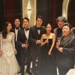 俳優チョン・ウソン、青龍映画賞アフターパーティーを公開 「皆さんへ感謝」