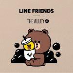 【情報】「THE ALLEY(ジ アレイ)」×「LINE FRIENDS(ラインフレンズ)」が2019/11/11(月)ー2/9(日)までの期間限定で夢のコラボ!