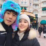 ハン・ヘジン&キ・ソンヨン夫婦、愛娘シオンちゃん、パリ旅行の日常公開!