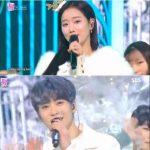 NCTジェヒョン&Aprilナウン、手を取り合ってハートまで…ロマンチックなクリスマスステージ「人気歌謡」