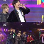 「防弾少年団」、緩急自在のコンサートのような史上最大級のステージで熱狂させる=「KBS歌謡祭」