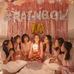 「RAINBOW」、デビュー10周年で再結成後初めて「アイドルルーム」に出演