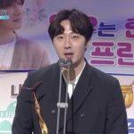 俳優チョン・イル、「2019 KBS 芸能大賞」で「新人賞」受賞