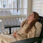 """ソン・ユリ、インスタにまるで""""眠れる森のユリ姫""""のような日常を公開"""