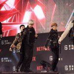 <トレンドブログ>【フォト】祝賀公演を披露する「EXO」