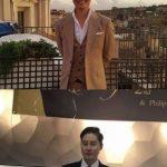 「太王四神記」俳優イ・フィリップ、2年目交際中…お相手はショッピングモール代表