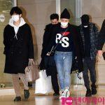 「PHOTO@仁川」防弾少年団(BTS)、米「アイ ハートラジオ・ジングルボール」ツアー公演を終えて韓国帰国