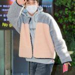 「PHOTO@金浦」CNBLUEジョン・ヨンファ、日本ファンミとコンサート開催のため韓国出国
