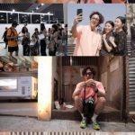 チョン・イル、マカオで韓流スターの人気立証…行く先々で少女ファンと出会う