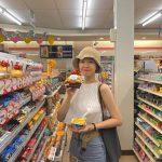 <トレンドブログ>「Girl's Day」出身ミナ、タイ・バンコクを旅行中..素顔も美しい☆